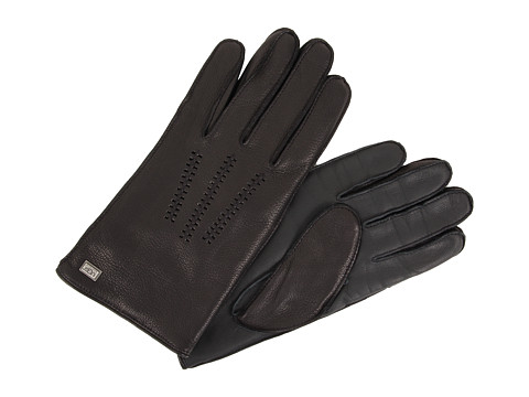 UGG - Wrangell Smart Glove w/ Conductive Palm (Black) Extreme Cold Weather Gloves