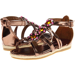 SALE! $17.99 - Save $9 on Laura Ashley Kids LA3026 (Toddler) (Bronze) Footwear - 33.35% OFF $26.99