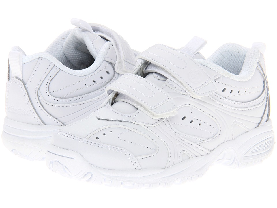 Stride Rite - Cooper HL (Toddler/Little Kid/Big Kid) (White) Boys Shoes