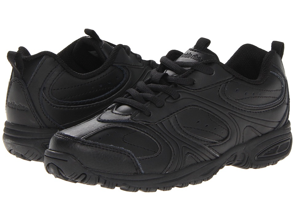 Stride Rite - Cooper Lace (Toddler/Little Kid/Big Kid) (Black) Boys Shoes