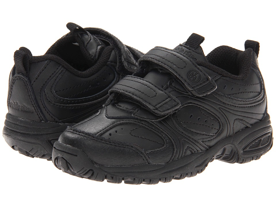Stride Rite - Cooper HL (Toddler/Little Kid/Big Kid) (Black) Boys Shoes