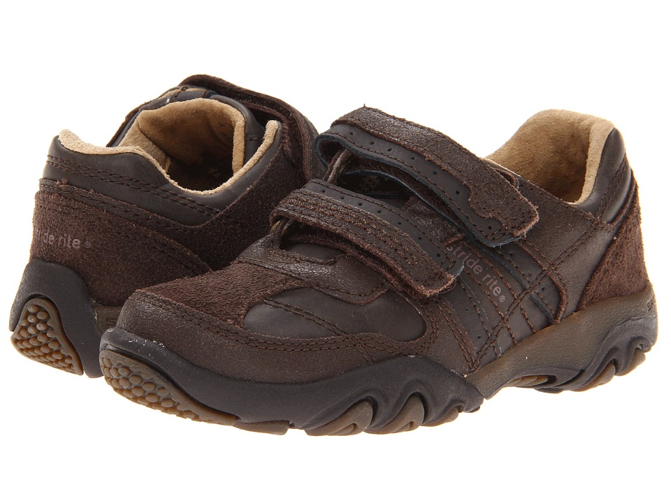 Stride Rite - SRT PS Zeke (Toddler/Little Kid) (Brown) Boys Shoes
