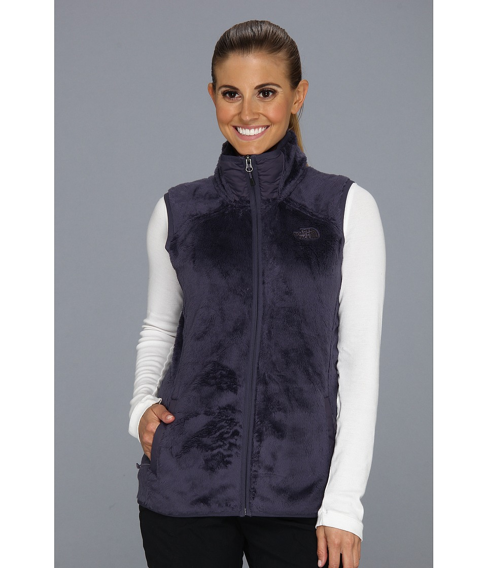 The North Face - Mossbud Acacia Vest (Greystone Blue) Women's Vest