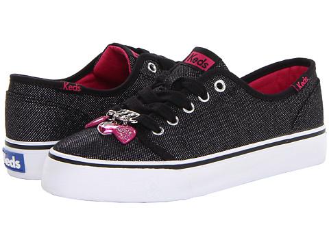 Keds Kids - Double Dutch (Little Kid/Big Kid) (Black) Girls Shoes