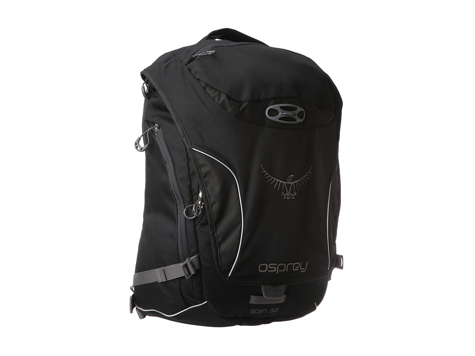 Osprey - Spin 32 (Black) Backpack Bags