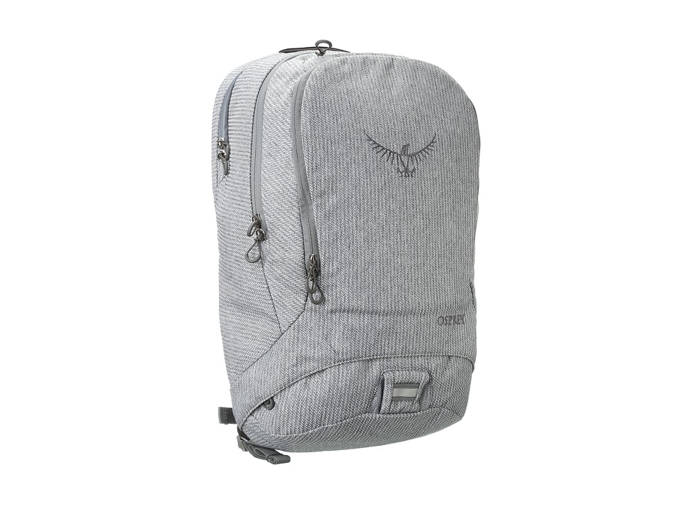 Osprey - Cyber (Gray Herringbone) Backpack Bags