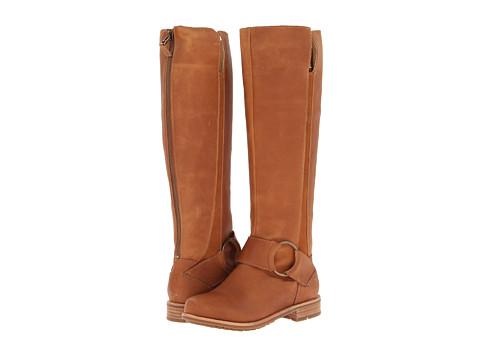 OluKai - Holo Lio II (Almond/Almond) Women's Pull-on Boots