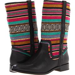 Ella Moss Renee (Black) Footwear
