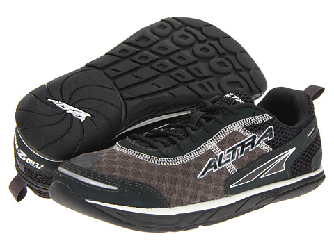 Altra Zero Drop Footwear - Instinct 1.5 (Black/Charcoal) Men