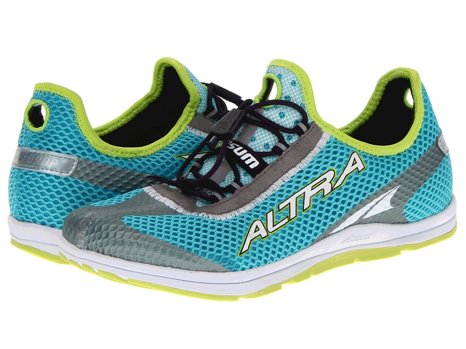 Altra Zero Drop Footwear - 3-Sum W (Aqua) Women's Running Shoes