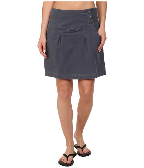 Royal Robbins - Glen Canyon Skirt (Dark Shadow Blue) Women's Skirt