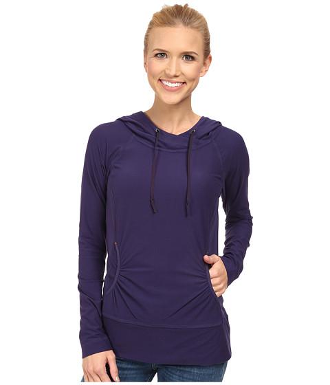 Royal Robbins - Alpine Velvet Hoodie (Dark Lavender) Women's Sweatshirt