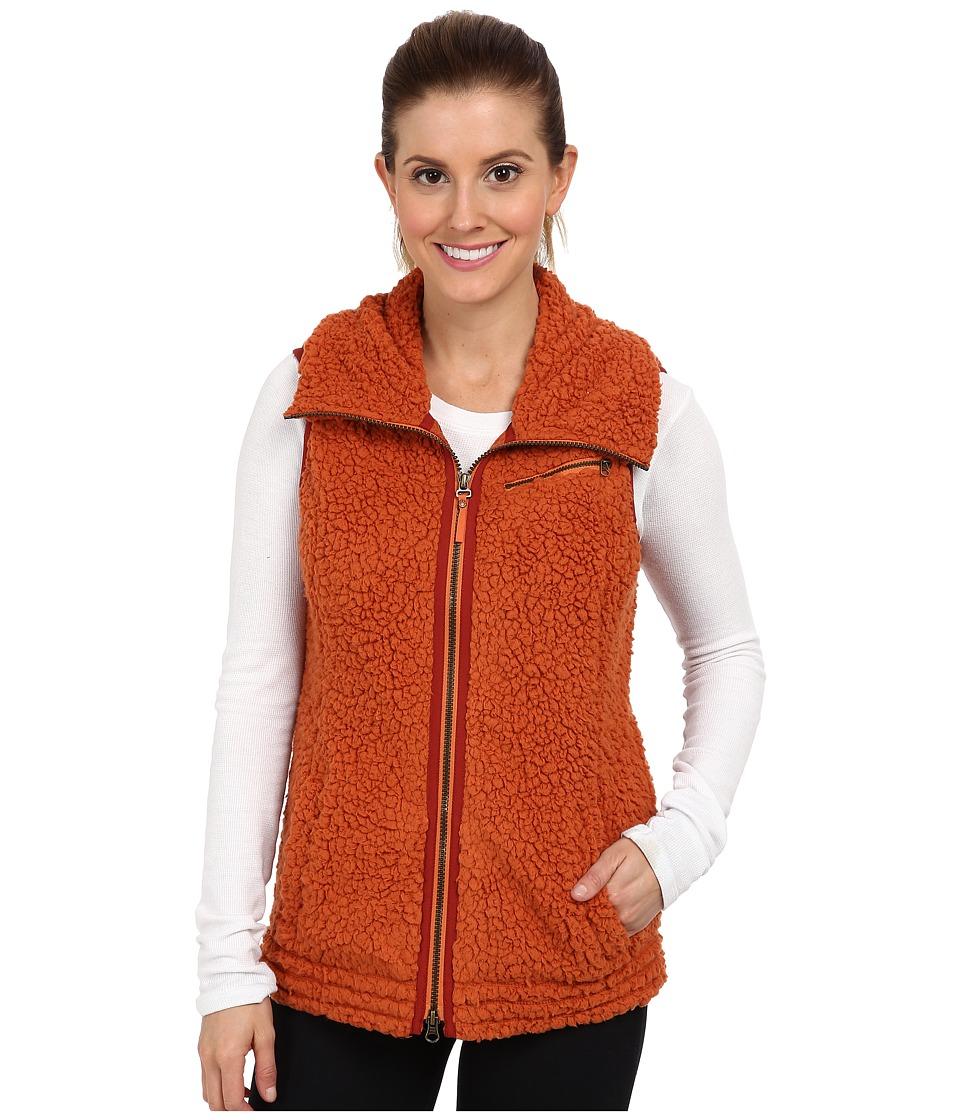 Royal Robbins - Snow Wonder Vest (Pumpkin Spice) Women's Vest