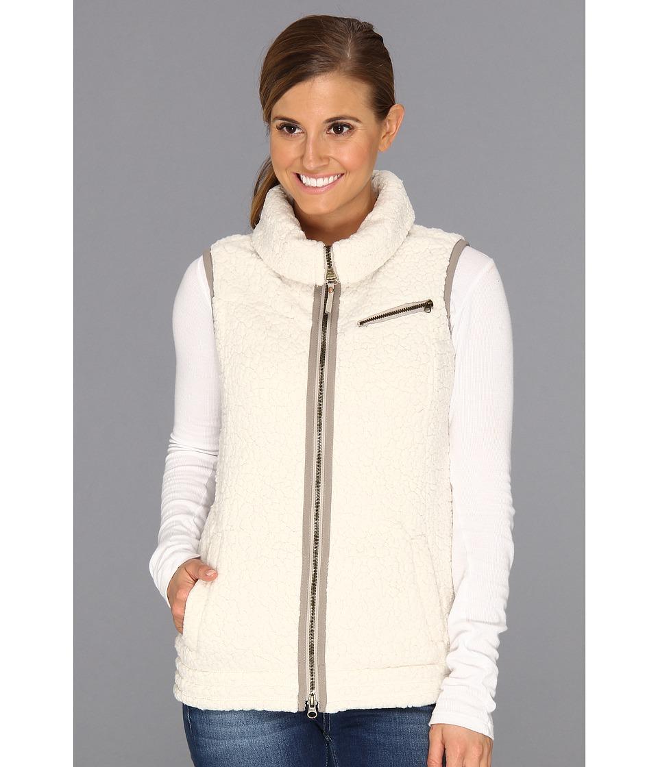 Royal Robbins - Snow Wonder Vest (Cr me) Women's Coat