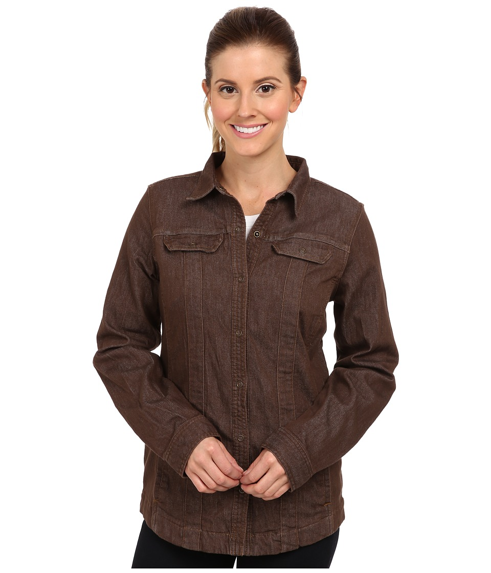 Royal Robbins - Cruiser Shirt Jacket (Turkish Coffee) Women