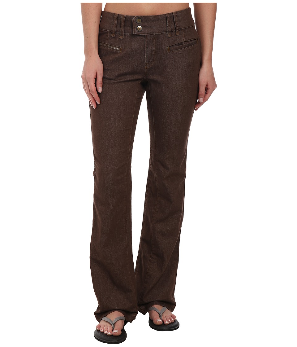 Royal Robbins - Cruiser Jean (Turkish Coffee) Women