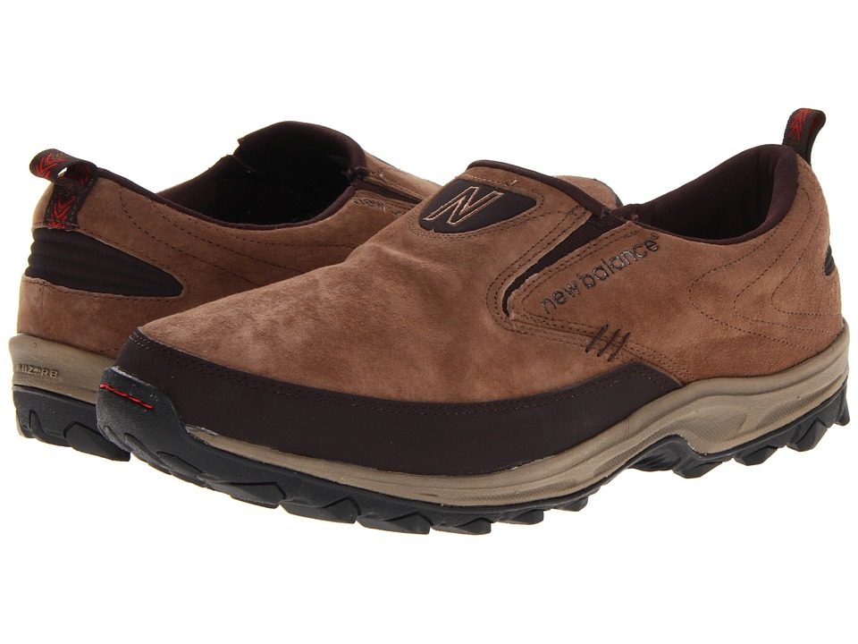 New Balance - MWM756v2 (Brown) Men's Walking Shoes