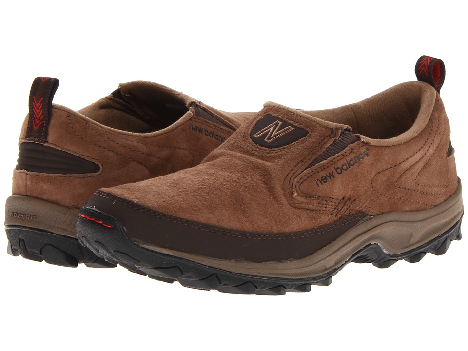 New Balance - WWM756v2 (Brown) Women's Walking Shoes