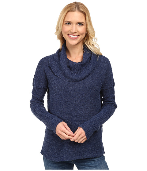 Royal Robbins - Napa Boucl Pullover Sweater (Night Sky) Women