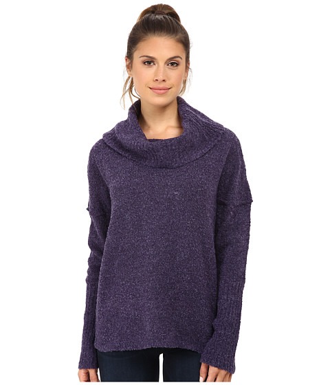 Royal Robbins - Napa Boucl Pullover Sweater (Dark Lavender) Women's Sweater