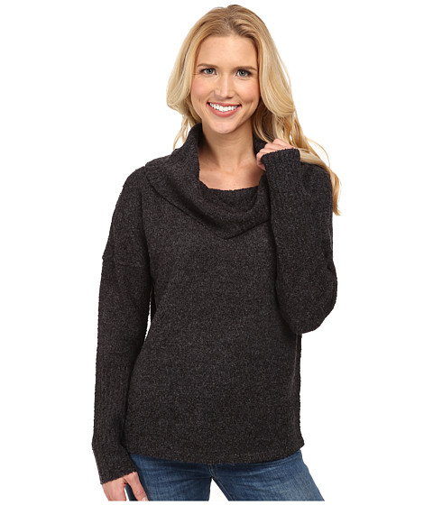 Royal Robbins - Napa Boucl Pullover Sweater (Charcoal) Women's Sweater
