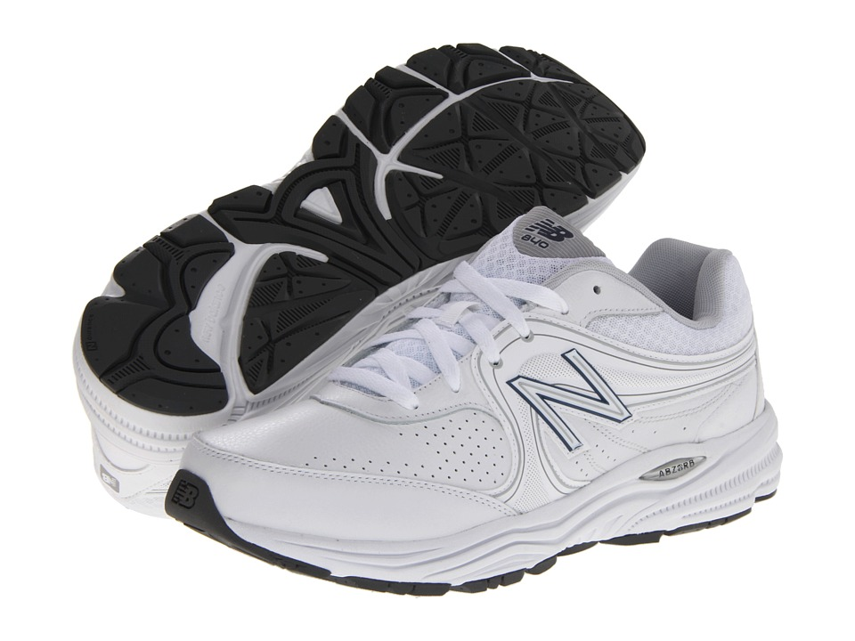 New Balance MW840 (White/Blue) Men