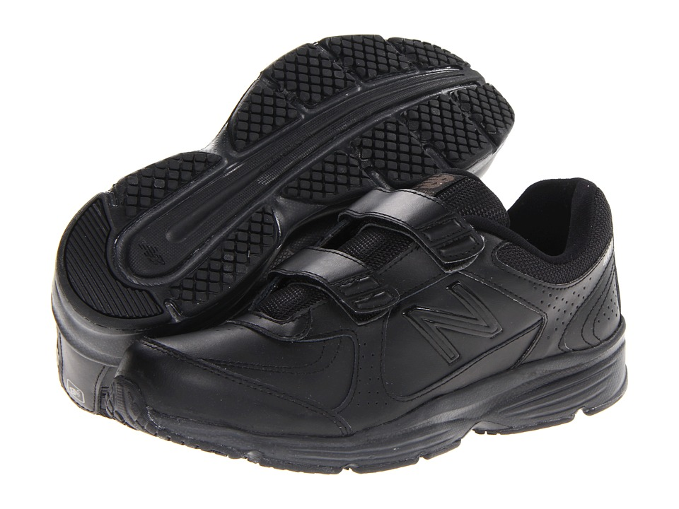 New Balance - WW411 (Black 2) Women's Walking Shoes