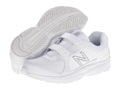 New Balance - WW411 (White 2) Women's Walking Shoes