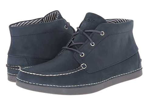 UGG - Kaldwell (Night Nubuck) Men's Lace up casual Shoes