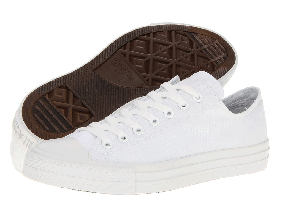 Converse - Chuck Taylor All Star Specialty Ox (White) Classic Shoes