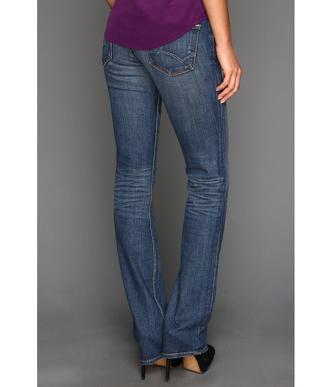 Big Star - Hazel Mid Rise Bootcut Jean in 14 Year Dust (14 Year Dust) Women