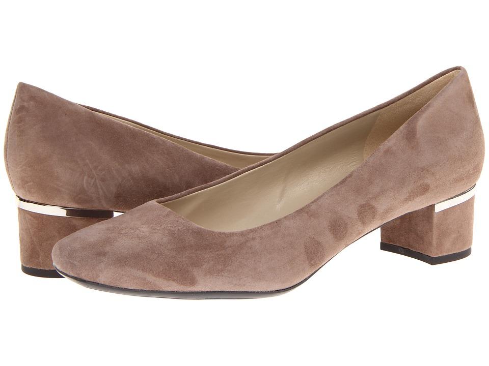 Naturalizer - Wanda (Truffle Taupe Suede) Women's Shoes