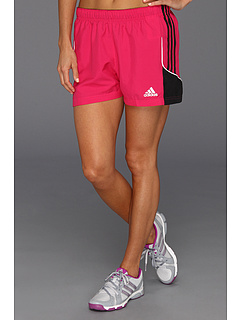 SALE! $14.99 - Save $15 on adidas Speedkick Short (Blast Pink Black White) Apparel - 50.03% OFF $30.00