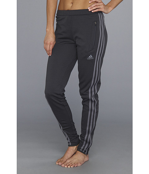 adidas - Tiro 13 Training Pant (Dark Shale/Lead) Women's Workout