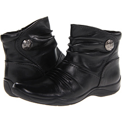 Clarks Kessa Mabel (Black Leather) Footwear