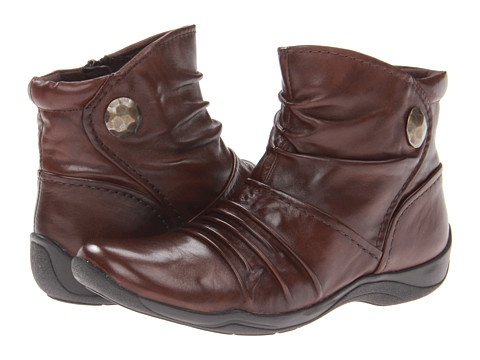 Clarks - Kessa Mabel (Brown Leather) Women