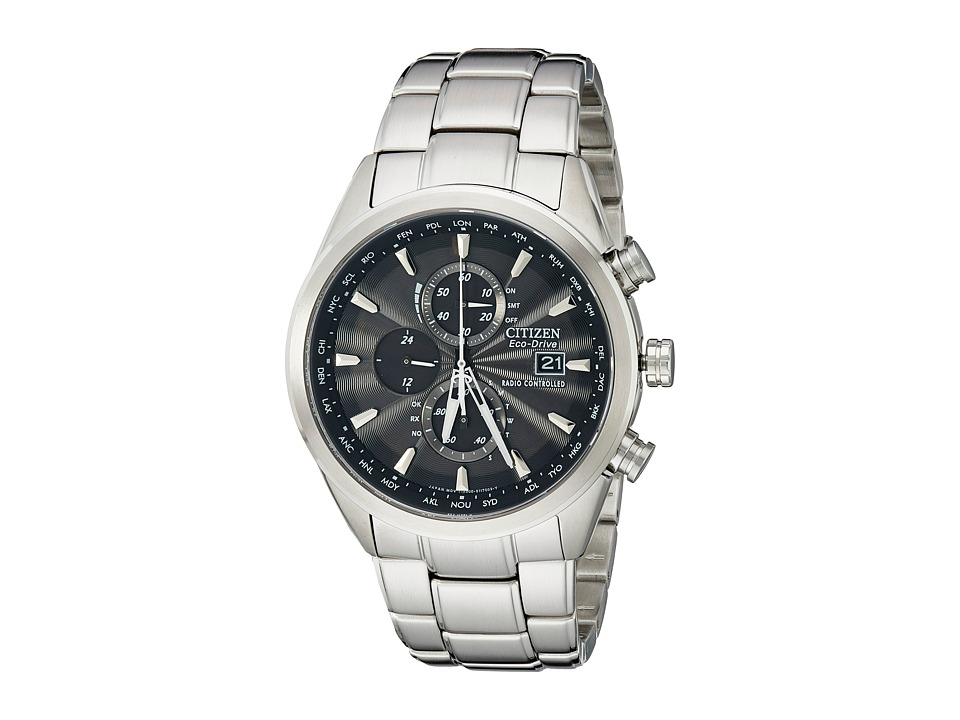 Citizen Watches AT8010-58E Eco-Drive World Chronograph A-T Watch Chronograph Watches