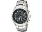 Citizen Watches - AT8010-58E Eco-Drive World Chronograph A-T Watch (Silver Tone Stainless Steel) - Jewelry