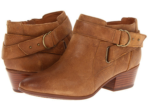 Clarks - Spye Belle (Brown Leather) Women