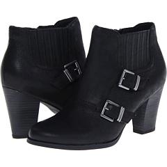 Clarks Alpine Icy (Black Leather) Footwear