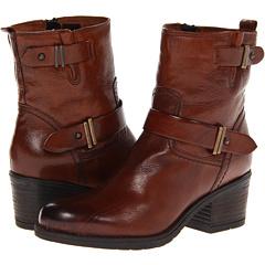 Clarks Mojita Sorbet (Cognac Leather) Footwear