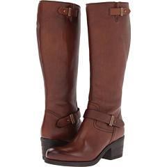 Clarks Mojita Crush (Cognac Leather) Footwear