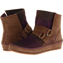 SOREL Yaquina Blanket II (Dark Brown) Footwear