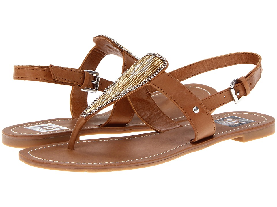 DV by Dolce Vita - Domino (Cognac) Women's Sandals