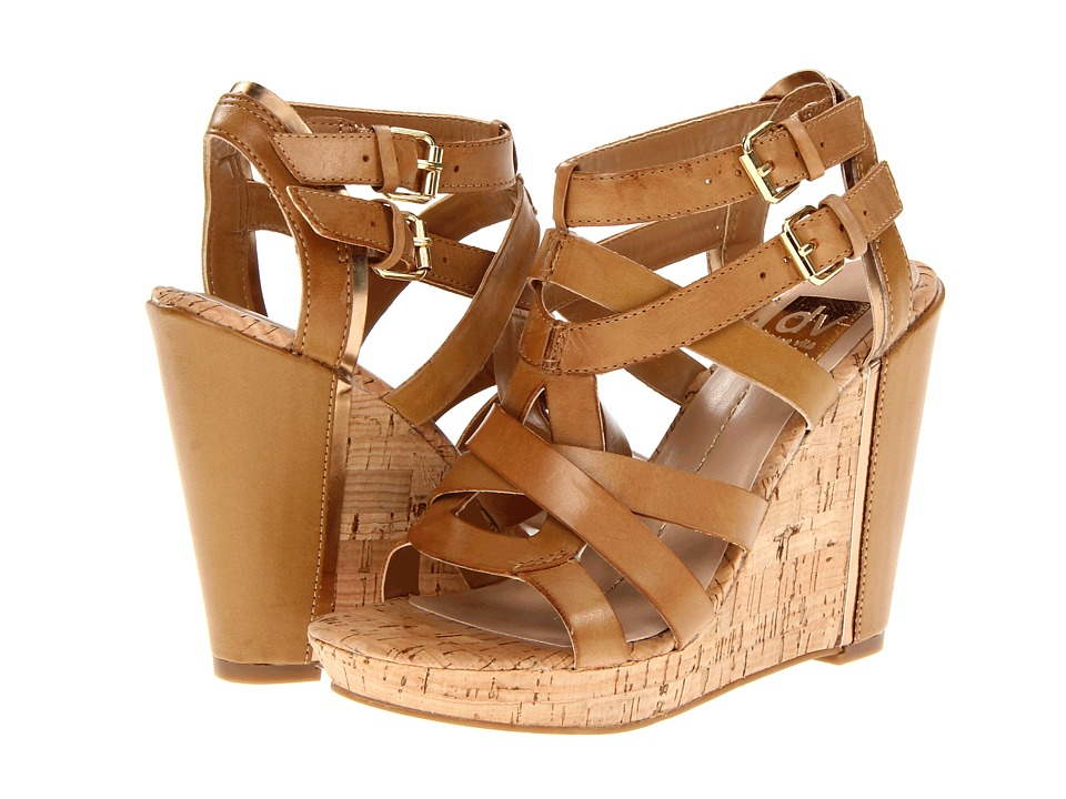 DV by Dolce Vita - Tabia (Nude) Women's Wedge Shoes