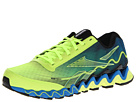 Reebok ZigUltra (Neon Yellow/Risk Blue/Black) Men's Running Shoes