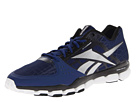 Reebok RealFlex Transition 4.0 (Club Bllue/Black/White/Pure Silver) Men's Running Shoes