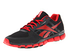 Reebok RealFlex Transition 4.0 (Black/Excellent Red/White) Men's Running Shoes