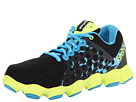 Reebok - ATV19 (Black/Rivet Grey/Blue Blink/Neon Yellow)