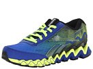 Reebok - ZigUltra (Blue Move/Neon Yellow/Black)